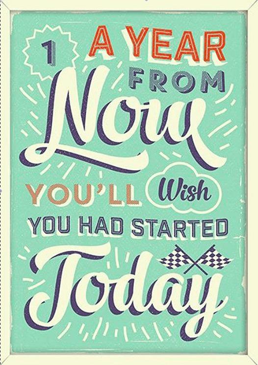 Maak dit jouw jaar!