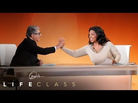 How Oprah and Deepak deal with negative thoughts
